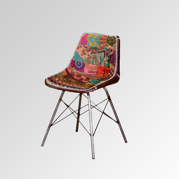 Colorful Canvas Chair