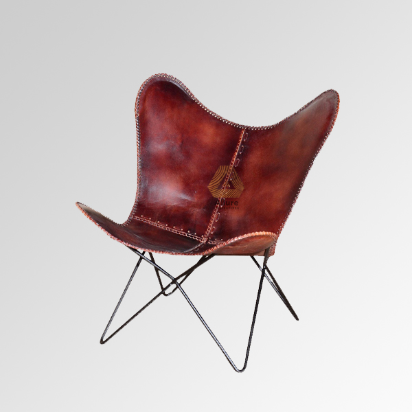 Butterfly Chair - Choco Brown